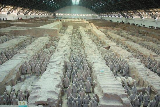 Tur Pribadi Harian - ke Beijing Tur Guide Catherine: Terracotta Warriors