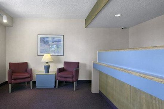 Key Inn Saint Paul - Woodbury: Lobby