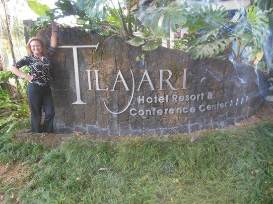 Tilajari Hotel Resort: entrance