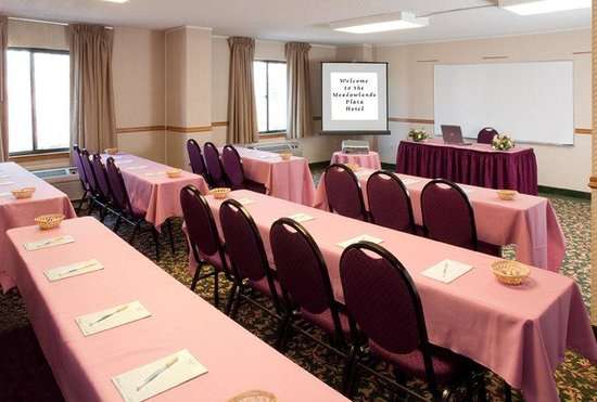 Meadowlands Plaza Hotel-Secaucus: Meeting Room