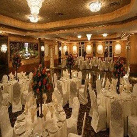 Meadowlands Plaza Hotel-Secaucus: Ballroom