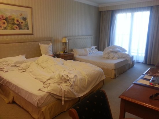 ‪‪Lee Garden Service Apartment Beijing‬: Bedroom‬