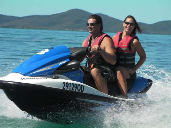 Ecojet Ski Safari Tours: Eco Jet Adventure