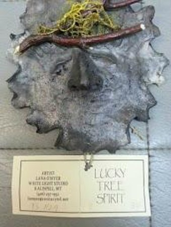 The Kalispell Grand Hotel: Lucky Tree Spirit