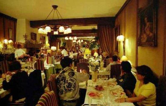 Hotel de la Poste : 夕食