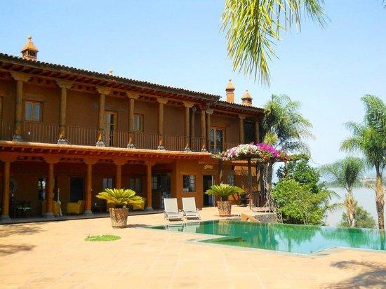 Hacienda Ucazanaztacua