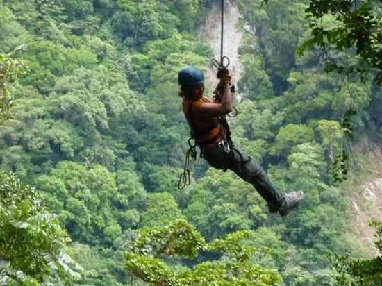 Monteverde Extremo Park : Tarzan