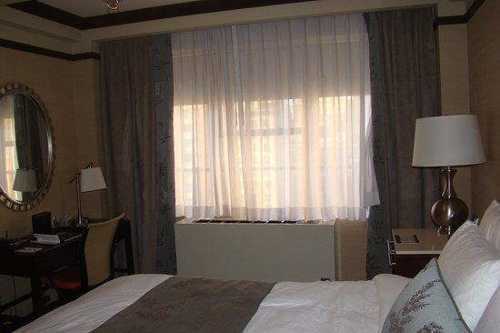 The Belvedere: view of Executive room