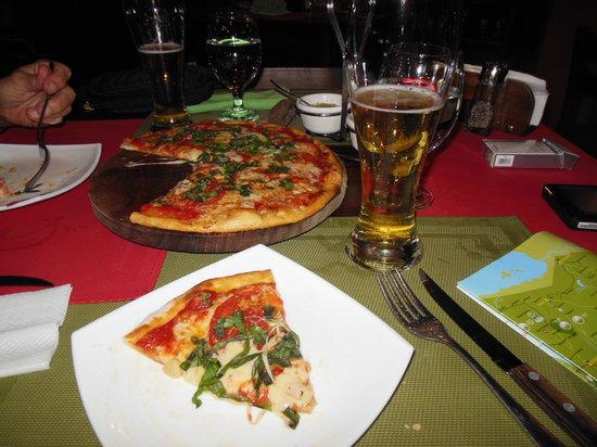 Bistro Bon Appetit: my pizza