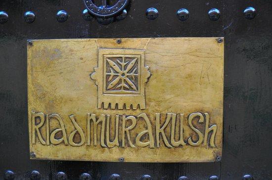 Riad Mur Akush: The Grand Entrance.