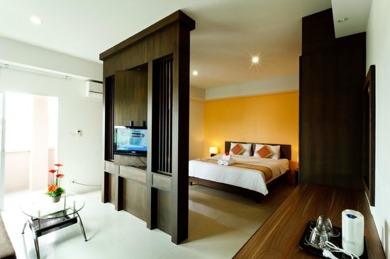 Cool Residence: Deluxe Room