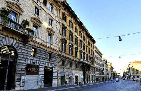 Hotel Giolli Nazionale Rome Italy
