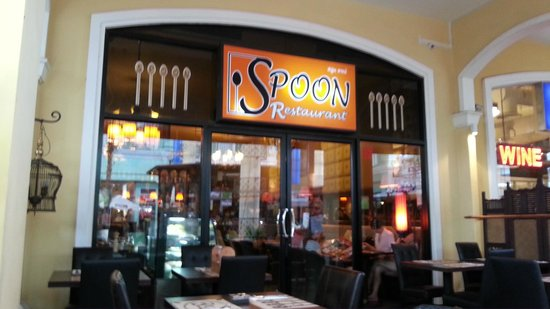 Spoon Cafe : 外観