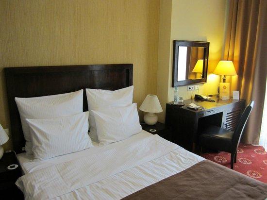Hotel Columbus: Room