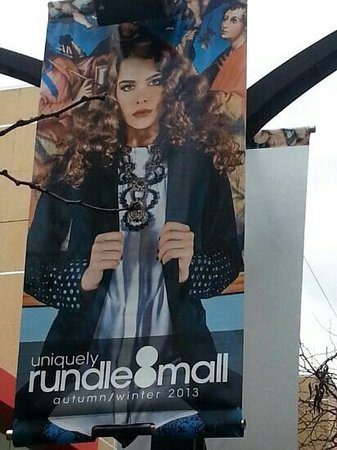 A Saturday out at Rundle Mall. just not to be missed