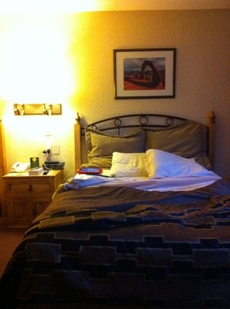 Aarchway Inn: chambre