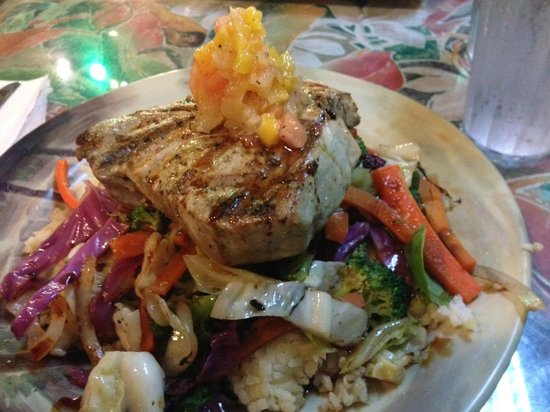 Rapanui Island Cafe: Catch of the Day