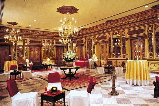 Hotel Yak Yeti Regency Hall Lal Durbar Convention Center