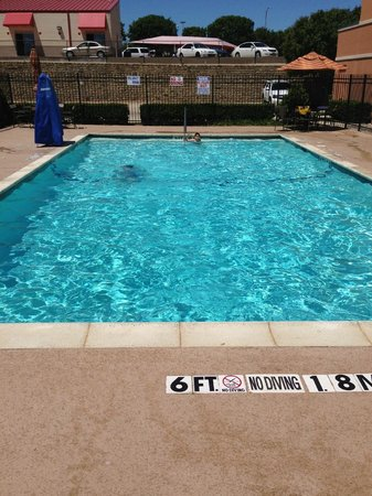 Hyatt Place Fort Worth Cityview: Pool was great