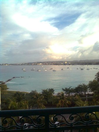Hilton Barbados Resort: View of the Bay