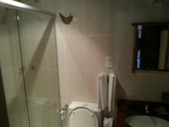 Pousada Naturalia: Banheiro