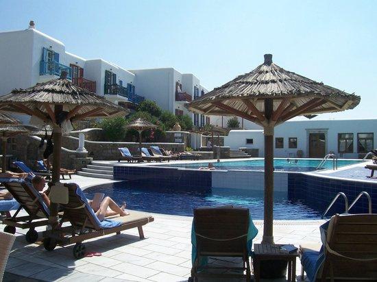 Petasos Beach Resort & Spa: PILETA