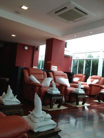 Kim's Massage & Spa: Nice and clean