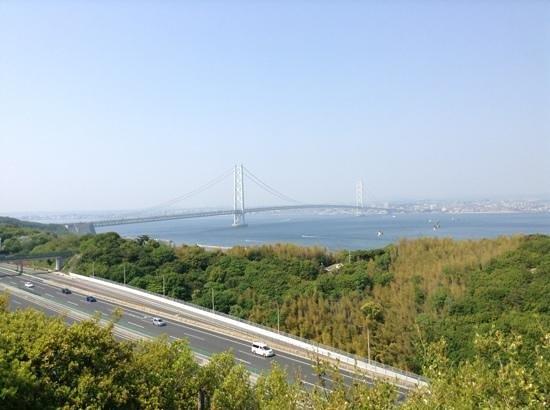 Awaji Highway Oasis: 道は空いている