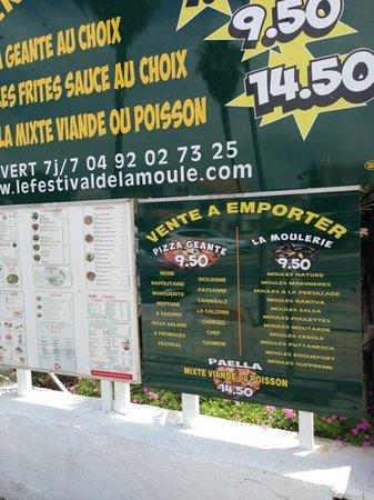 Restaurant le Festival de la Moule Image