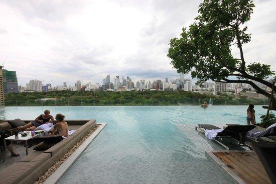 SO Sofitel Bangkok: pool view