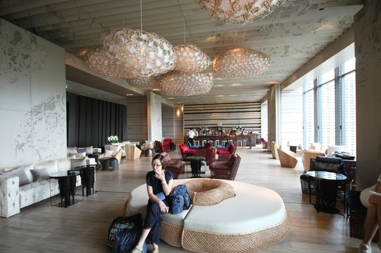 SO Sofitel Bangkok: Lobby