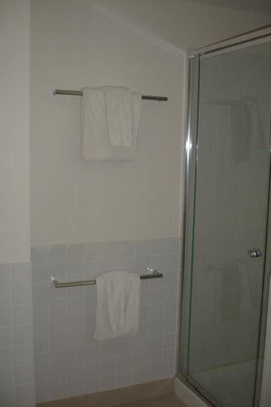 Yarra Valley Lodge: Towels were not very good