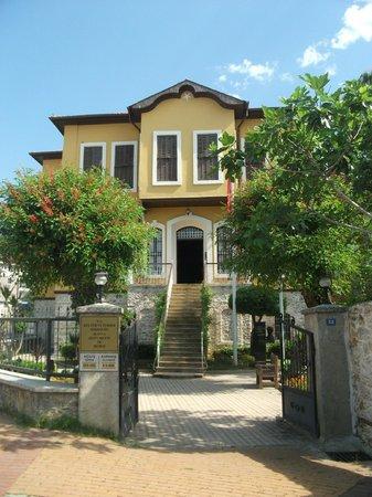 Alanya Ataturk House Museum
