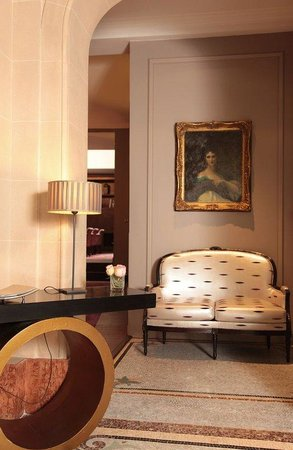 Champs Elysees Plaza Hotel: Ambiance Chambre