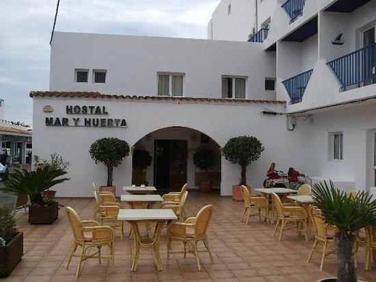 Hostal Mar y Huerta : Perfect