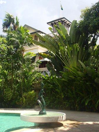 Chakrabongse Villas: Heerlijk zwembad, bijna altijd voor je alleen