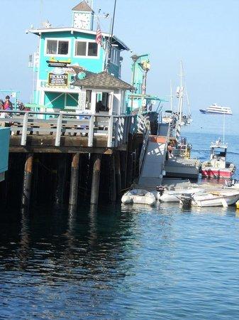 Catalina Island Inn: Catalina Avalon Pier
