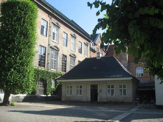 Palijs Christiansborg (Christiansborg Slot): Christiansborg Palace