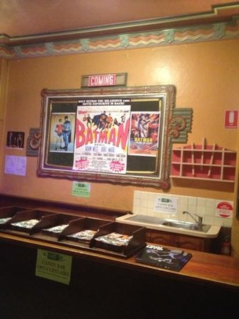 The Astor Theatre: The Astor