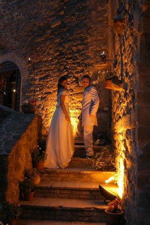Castello di Rosciano: Un castello da........sogno