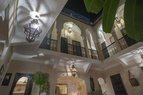 Riad Sharmance : La nuit marocaine est magique