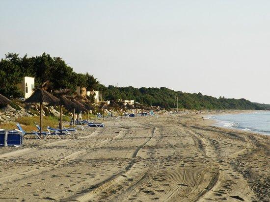 Riva Bella Naturiste Camping: Spiaggia