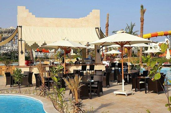 Cin Cin Pool Bar at Le Royal Holiday Resort Sharm El Sheikh