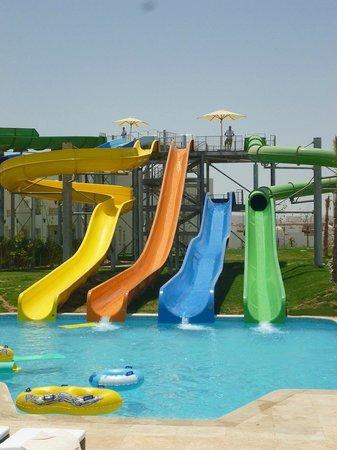 Aqua Park at Le Royal Holiday Resort Sharm El Sheikh