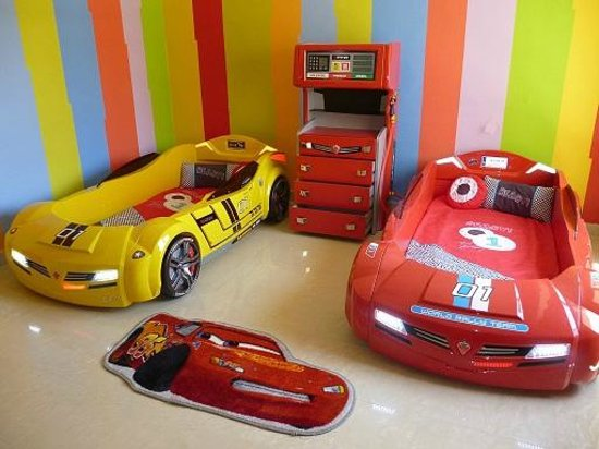 Family Kids Theme Room at Le Royal Holiday Resort Sharm El Sheikh