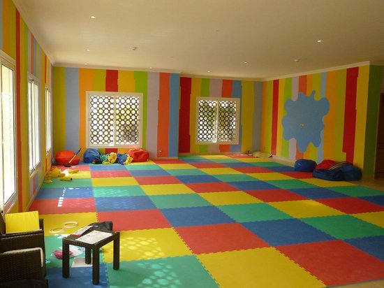 Kids Club at Le Royal Holiday Resort Sharm El Sheikh