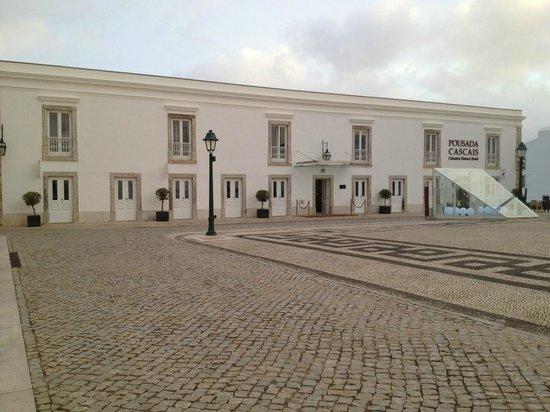 Pestana Cidadela Cascais: Haupteingang