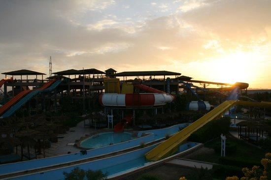 Jungle Aqua Park: morgen