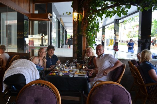 Merhaba Garden Restaurant: Travelers from Estonia
