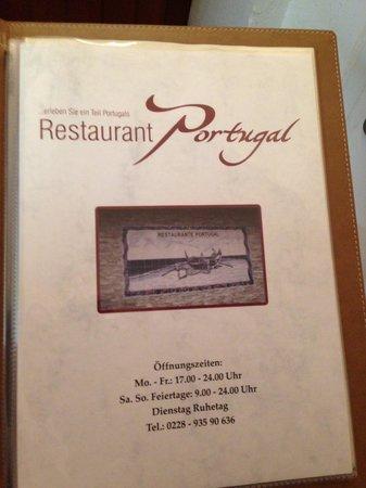 Portugal Bonn Restaurant Bewertungen Telefonnummer Fotos